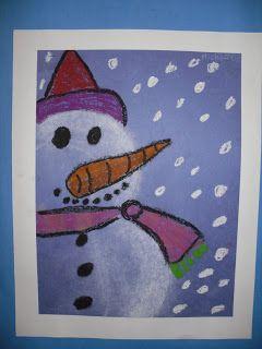 ARTventurous: snowmen