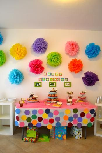 Hostess with the Mostess® - The Very Hungry Caterpillar Birthday Party