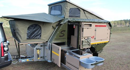 COMMANDER-S | Conqueror Australia this is my dream of a tent trailer/retirement/wanderer home!