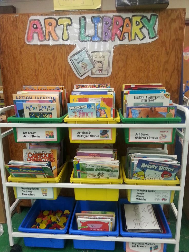 Tales from the Traveling Art Teacher!: An Art Room Library: Artist-Based Fictional Stories
