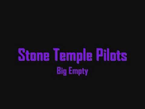 "Stone Temple Pilots - Big Empty, lyrics <3 Woaah..I like the lyrics, "" conversations kill "" <3"
