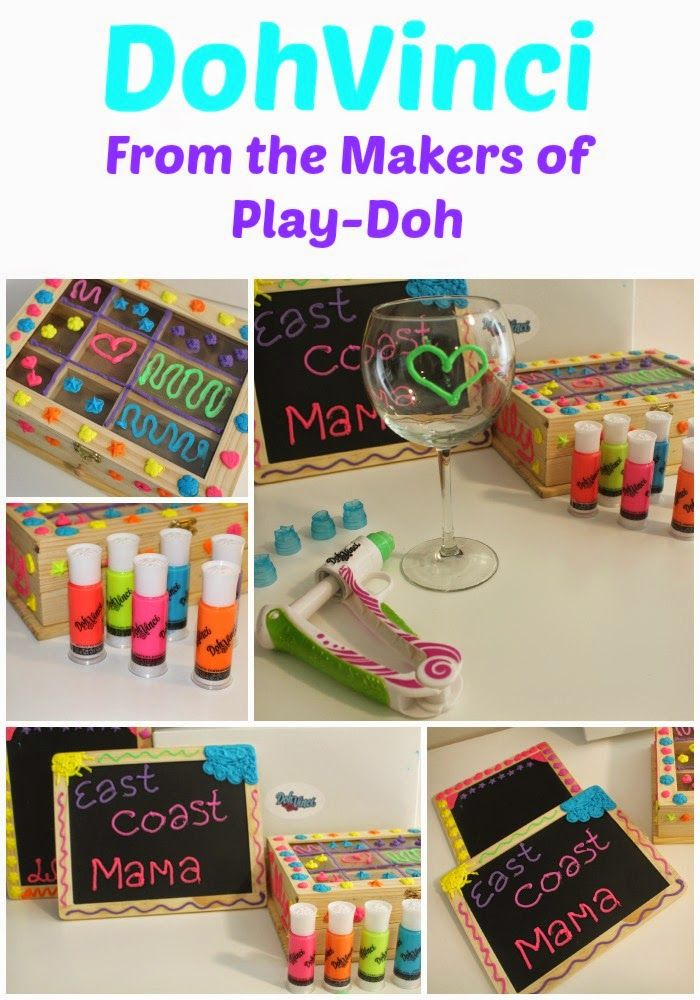 Creative Play with DohVinci by Hasbro Review ~ #HolidayGiftGuide