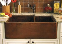 pictures of farm style sinks for kitchen - Bing Images