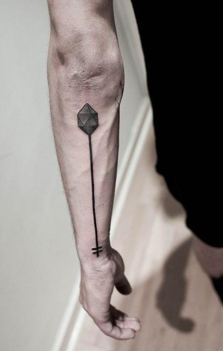#53 Ideias de Tatuagem Masculina Pequena Estilosas