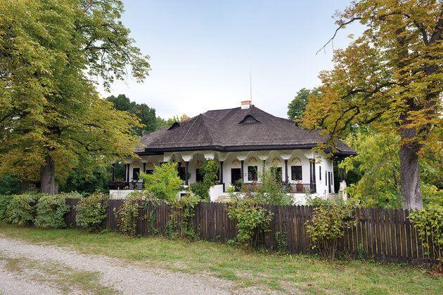 Conacul Bellu - Urlati, Prahova