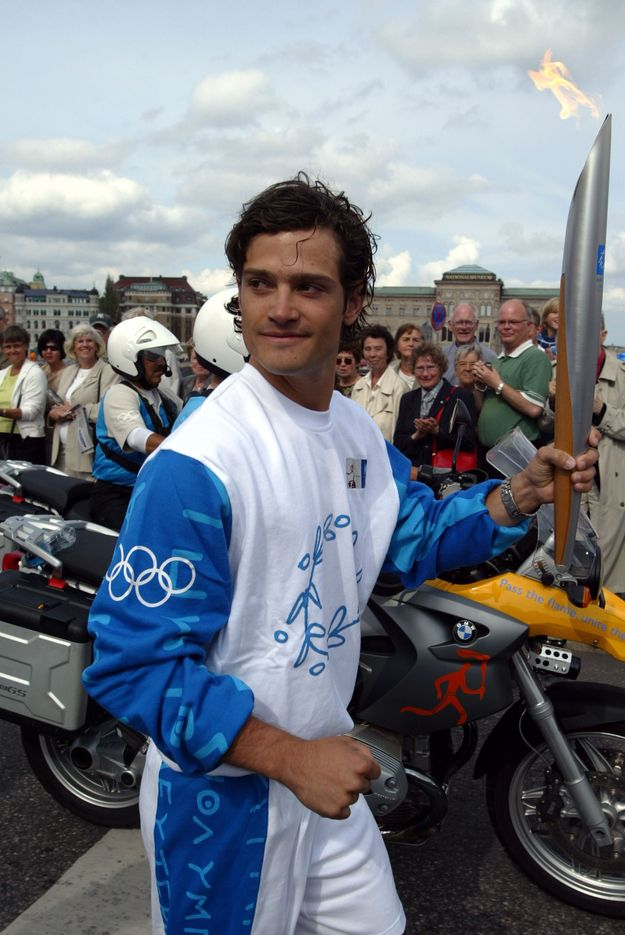 Also, Carl's interests include running with flames. | The Prince Of Sweden Is A TotalBabe