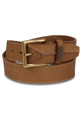 Tan Leather Belt Price: Rs.1299
