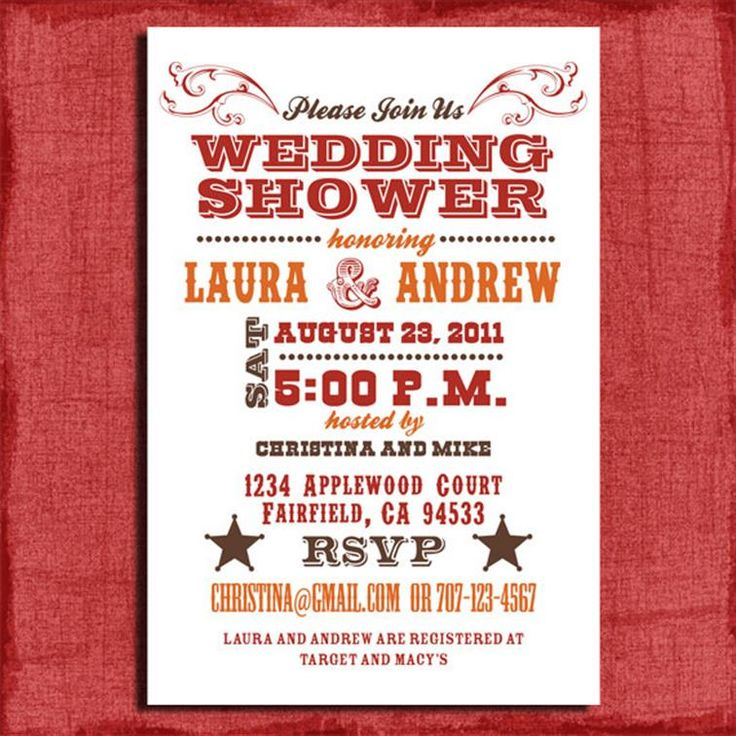 7 best Wedding invitation images – Couples Shower Wedding Invitations