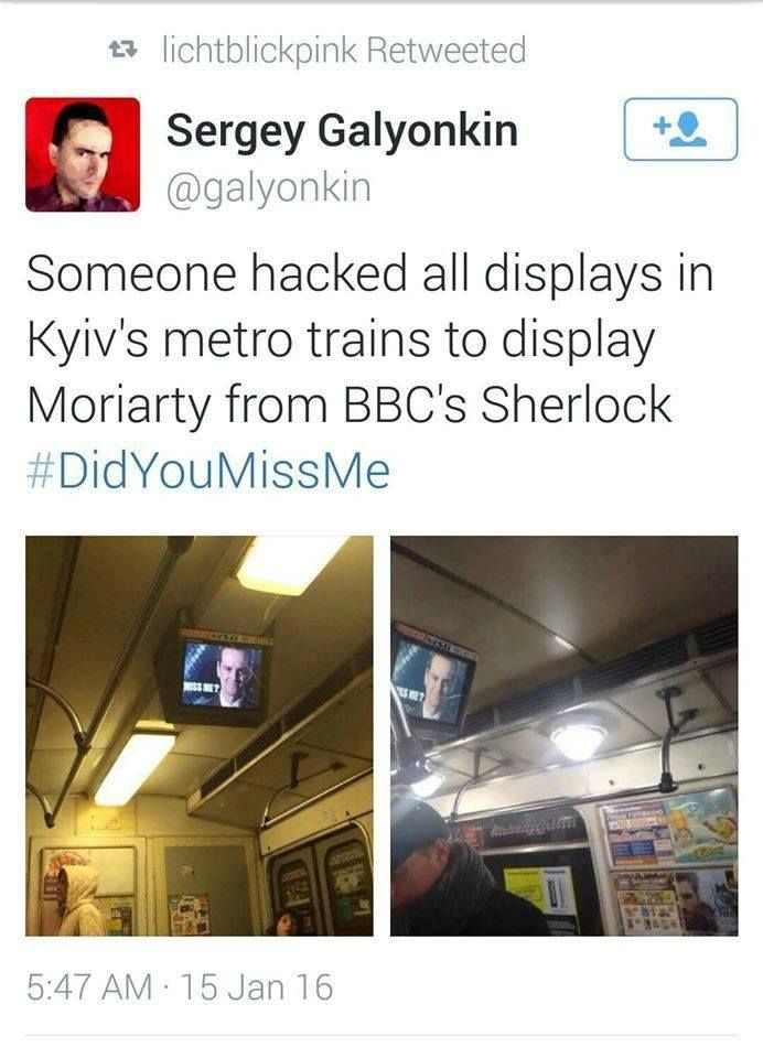 This is a proud fandom moment. I would have Fangirled on that train if I was there.