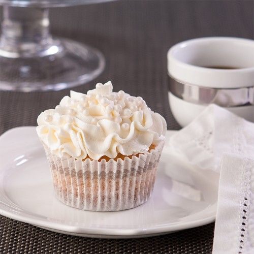 Gluten Free White Wedding Cupcakes By Can