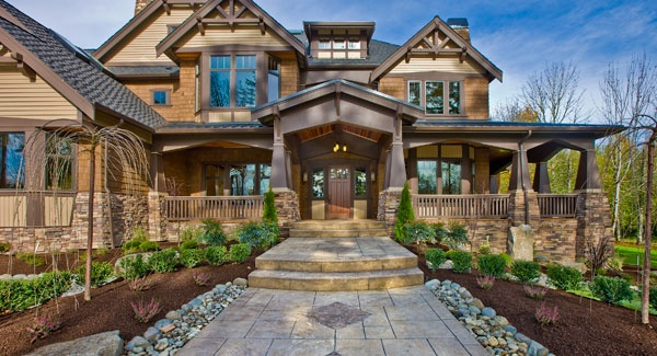 Paradise Lodge House Plan - 3237 | Beauty in Building | Pinterest ...