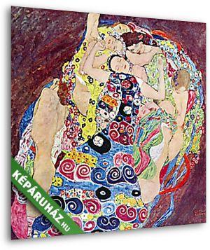 Szüzek, Gustav Klimt falikép, vászonkép, poszter falikép, vászonkép, poszter