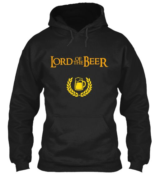 Lord Of The Beer - Special Design | Apparel for Beer Lovers