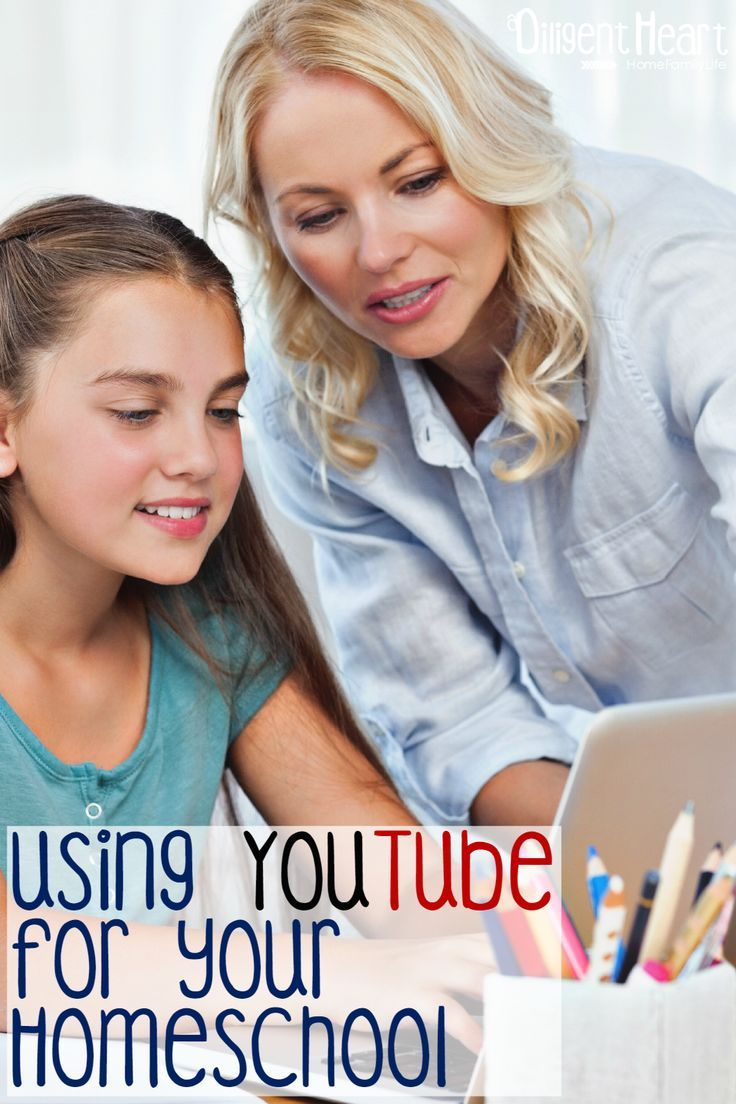 Are you usually on the look-out for creative and fun ways to enrich your children's learning experience? I know I am!.. One of the best perks of homeschooling, is that we don't have to stick to just the traditional textbook learning experience. Today I'm sharing some tips and a few resources to Using YouTube for your Homeschool.  Using YouTube for Your Homeschool | adiligentheart.com