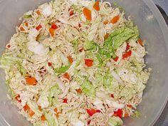 Yum Yum - Salat (Rezept mit Bild) von leckermäulchen22   Chefkoch.de/aller bester und leckerster Salat♥