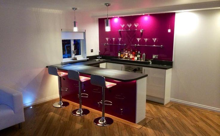 Home Bar Ideas Uk Bars For