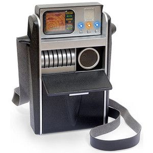 You can buy this Tricorder and lots more. thinkgeek.com has all kinds of geeky items from Star Trek to Doctor Who.