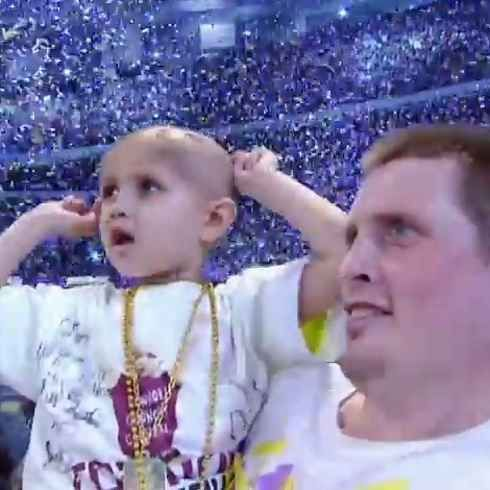 """WWE's Tribute To 8-Year-Old Connor """"The Crusher"""" Michalek Will Bring You To Tears - BuzzFeed News"""
