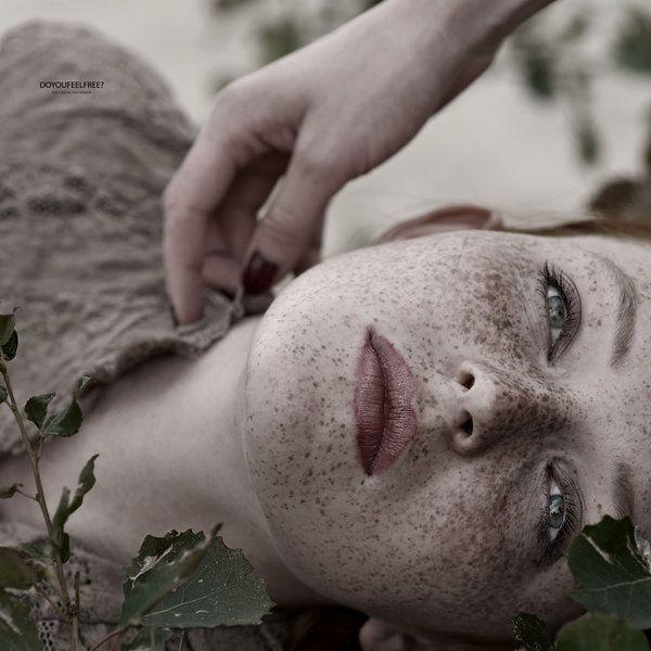 blindedbynostalgia:    Freckles by Bagnino.