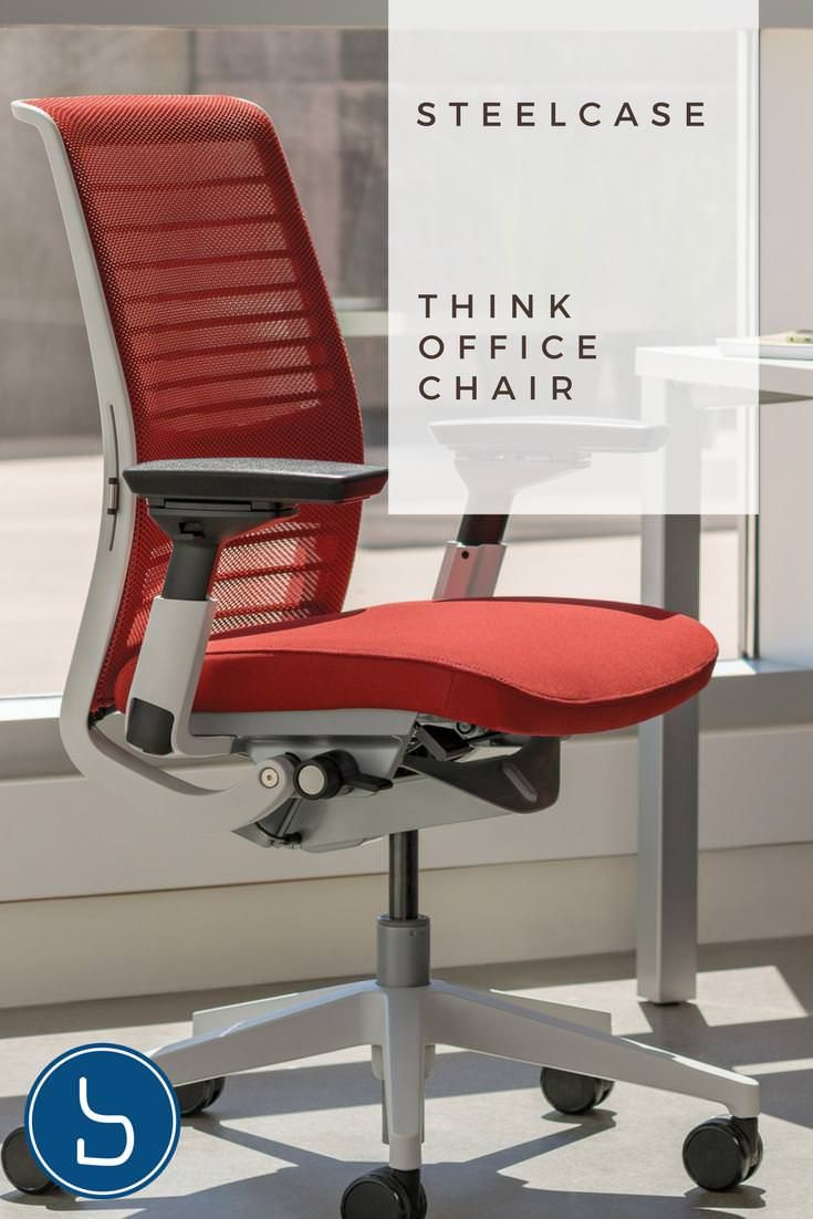 The Steelcase Think Truly Thinks For Itself Adjusting To The