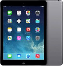 Apple iPad AIr is now available for rental from Rent IT. Rental periods from 3 days to 3 years. #iPad