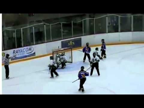 Canadian Ringette Championships 2012 - Whitby Wild Highlights