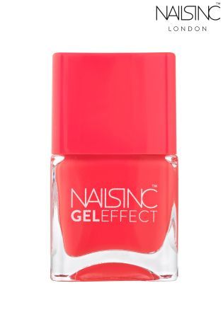 Add some colour to your Monday with this gorgeous Nails INC Gel Effect polish, available at Next.