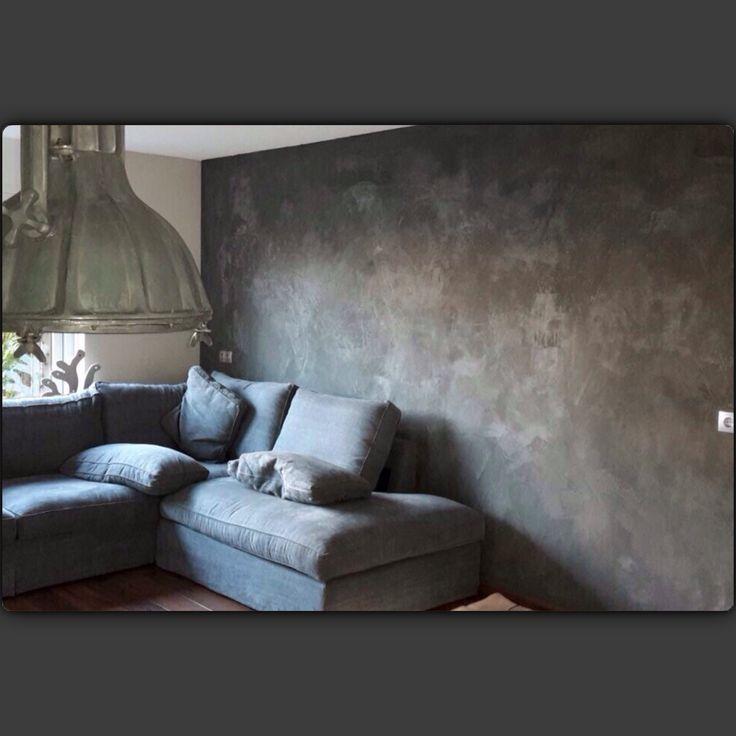Prachtig resultaat met Marrakech Walls van WONEN Landelijke Stijl by Pure & Original