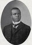 Scott Joplin in June 1907.  The master of Ragtime and a classical pianist.  What a brilliant man!