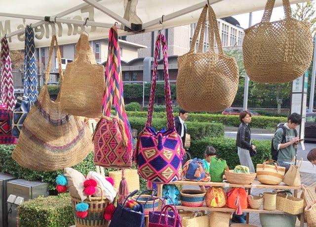 Natural Craft ShopFARMER'S MARKET@UNU: お待ちしておりま〜す!