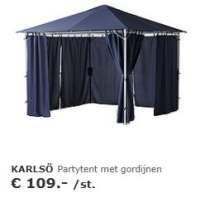 Goedkoop tuinpaviljoen van #IKEA