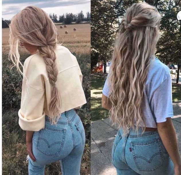 Hair Styles For School #outfits•♥️ – #Outfits