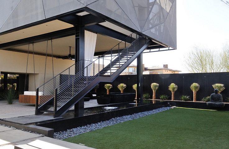 Modern Landscape Design in Las Vegas