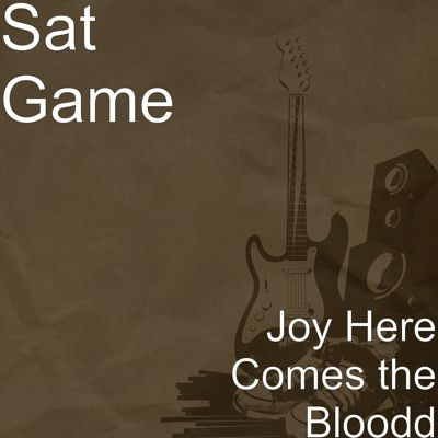 Joy Here Comes the Bloodd Cover