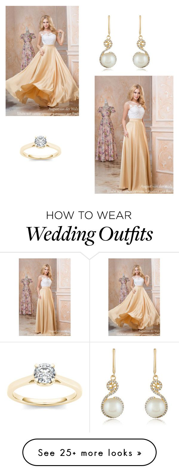 Dresses to wear at a wedding  Gold u Blue