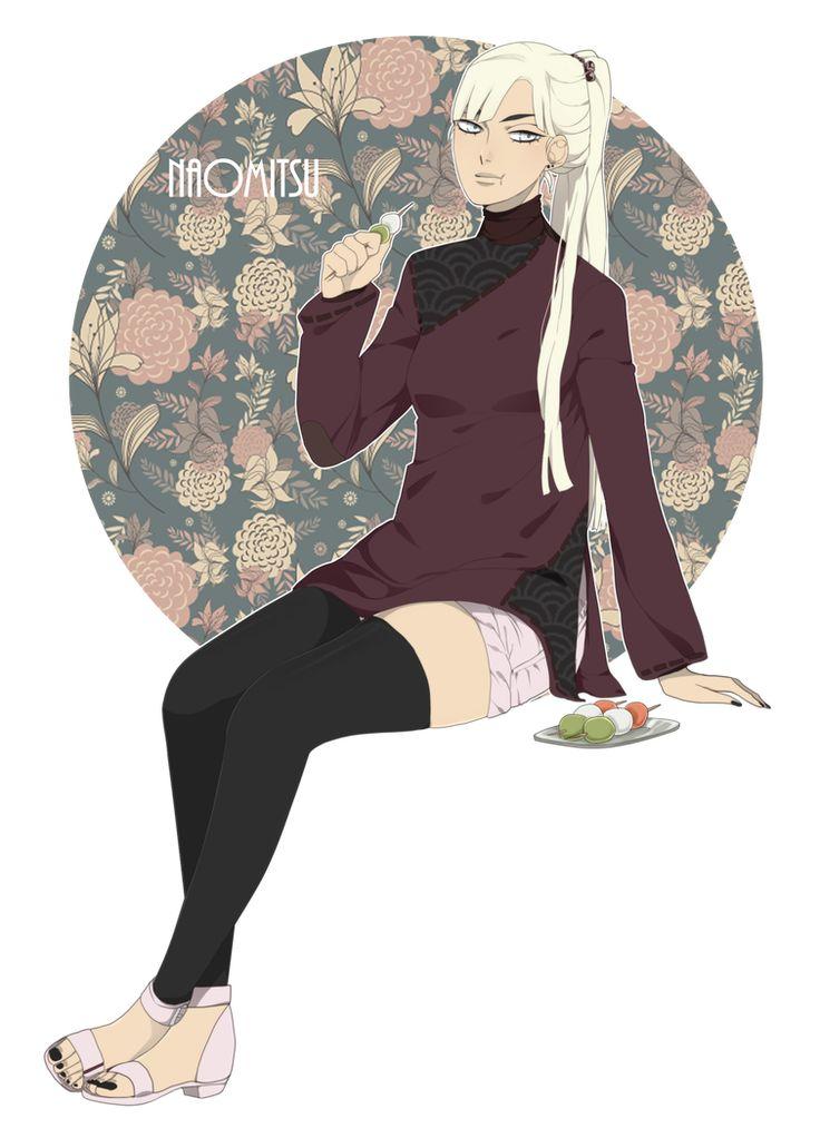 naomitsu  dango  naruto clothing anime ninja anime
