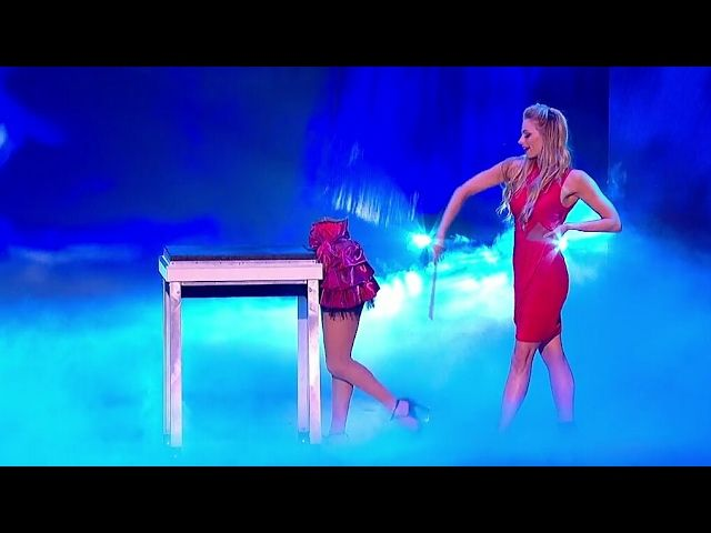 https://www.youtube.com/watch?v=c2qYfTG1tWQ   #best bgt magician act #best bgt magician semi final #best semi finals acts #bgt 2017 semi final magic act #bgt semi finals 2017 #Britain's got talent magician 2017 #Josephine Lee back again with amazing magic #Josephine Lee bgt semi final act #Josephine Lee full semi final act #Josephine Lee Magic 2017 #Josephine Lee semi final #Josephine Lee semi final act #Josephine Lee super magic trick #Josephine Lee twin #semi fina