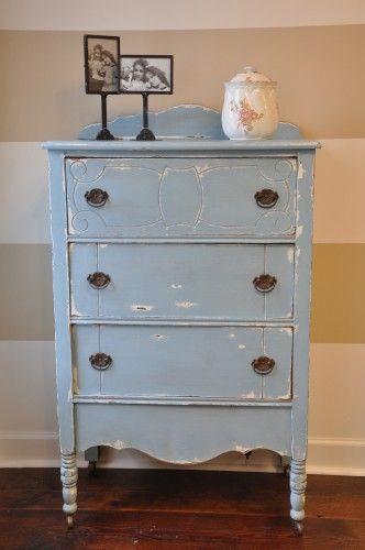 17 Best images about Kitchen Cabinets - Chalk Paint on Pinterest ...