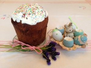 Pigna Cake (quick version)