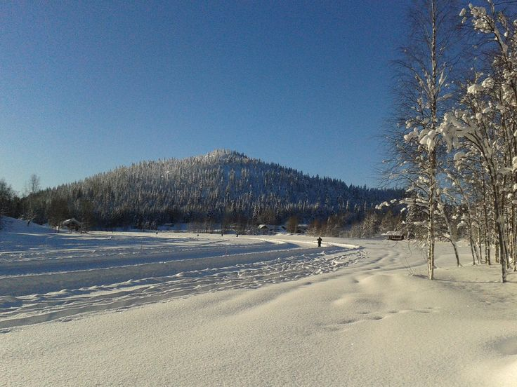 Immeljärvi Lake