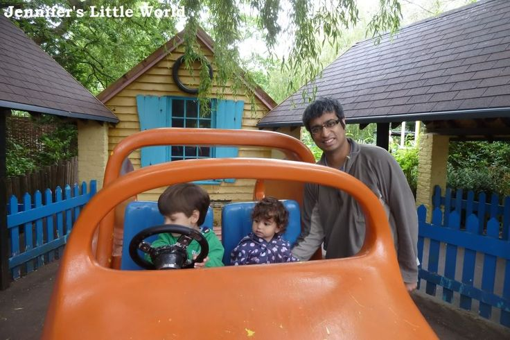 Chessington World of Adventures with little ones, and how our family days out are changing as the children grow up