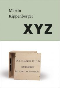 Katalogcover Kippenberger © Verlag der Buchhandlung Walther König