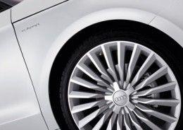 Audi A1 e tron Wheel