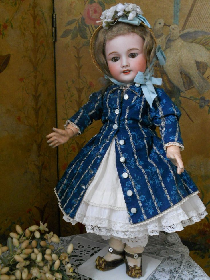 ~~~ Very Nice French Bisque Bebe by SFBJ ~~~ from whendreamscometrue on Ruby Lane