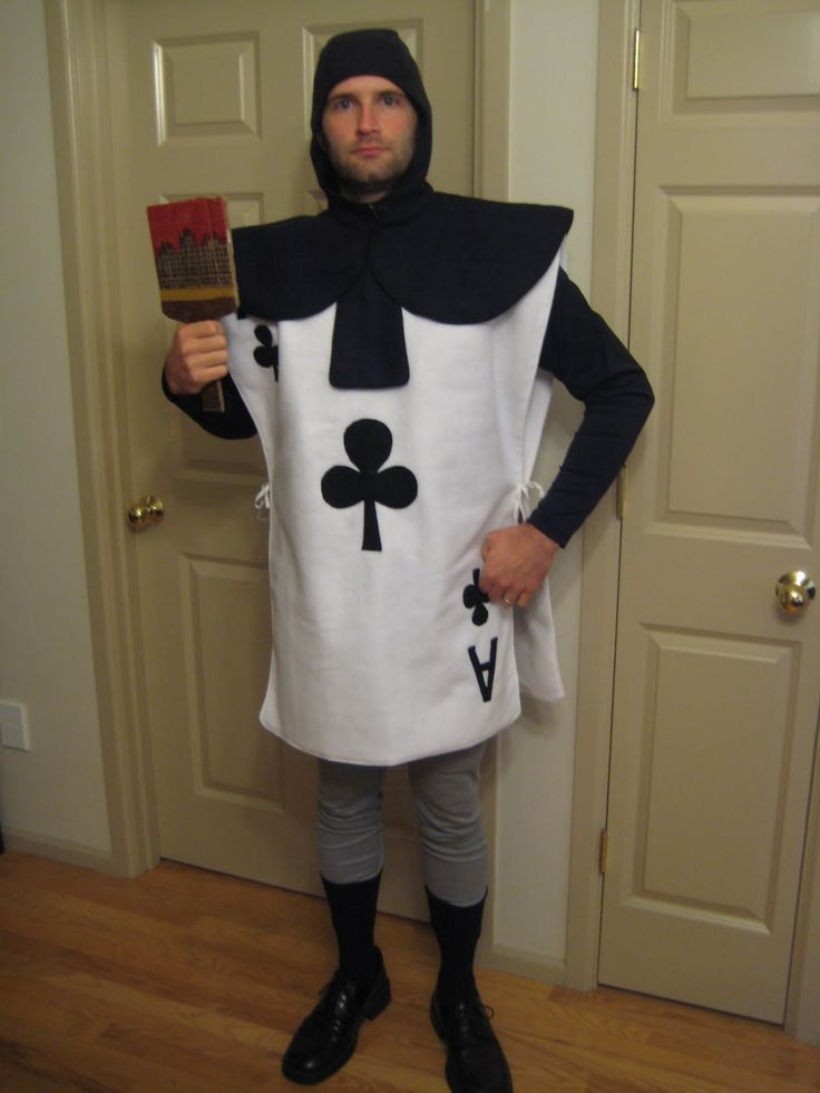 11 best Playing card costume images on Pinterest