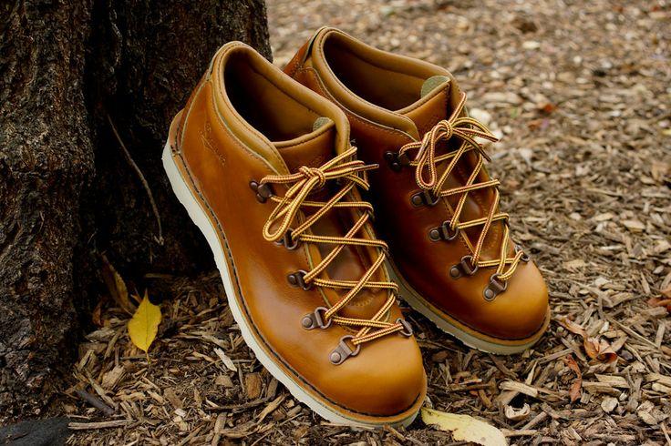 Danner Tramline - Tan | Boot | Kith NYC | Footwear | Pinterest