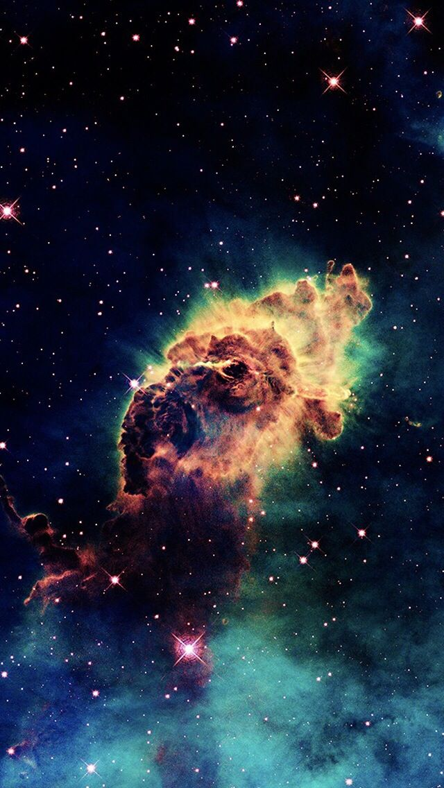 It's a nebula of of some sort.