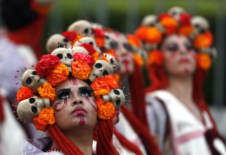 """Day of the Dead is not """"Mexican Halloween""""—it's a day where death is reclaimed. 