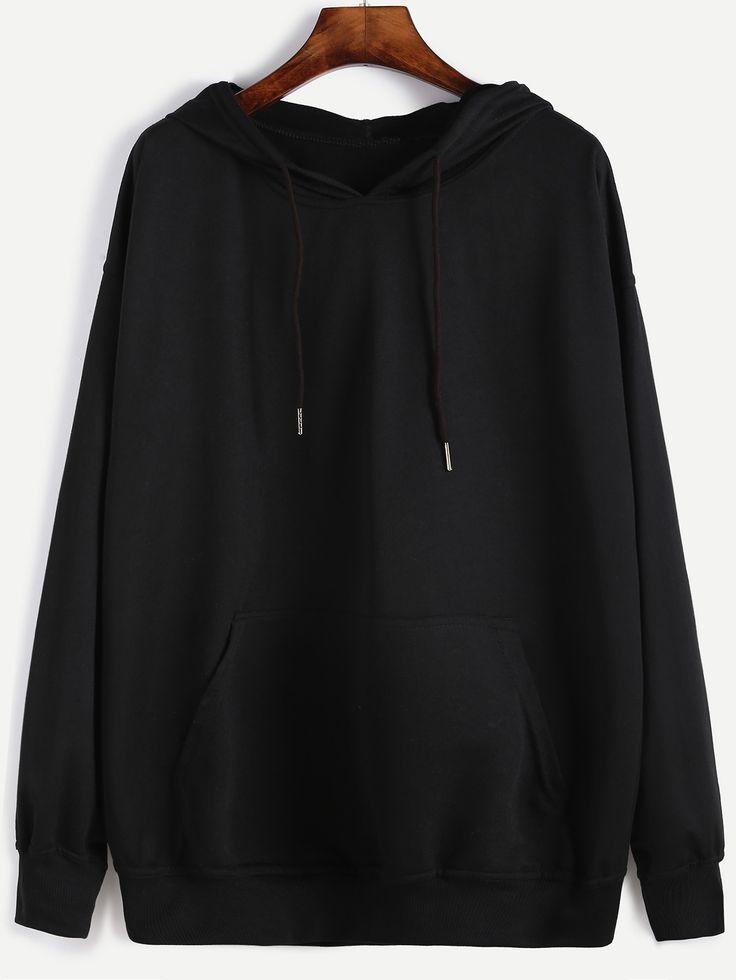 Sudadera con capucha y cordón   160930101   10.60€