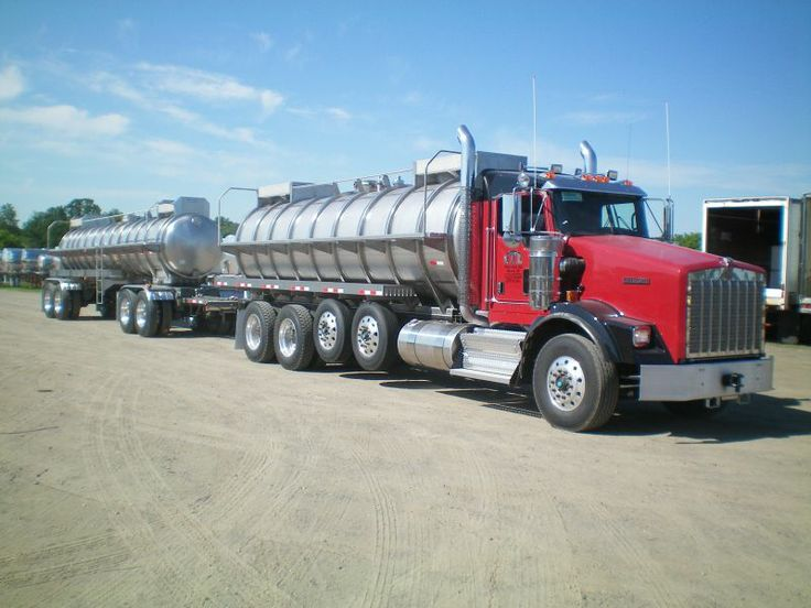 Semi Truck Oil : Best images about truck pictures on pinterest big